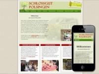 Screenshot Schlossgut Polsingen